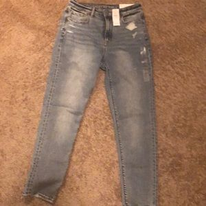American Eagle mom Jeans NWT